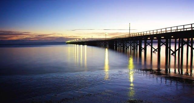 הארבי ביי אוסטרליה Hervey Bay Australia