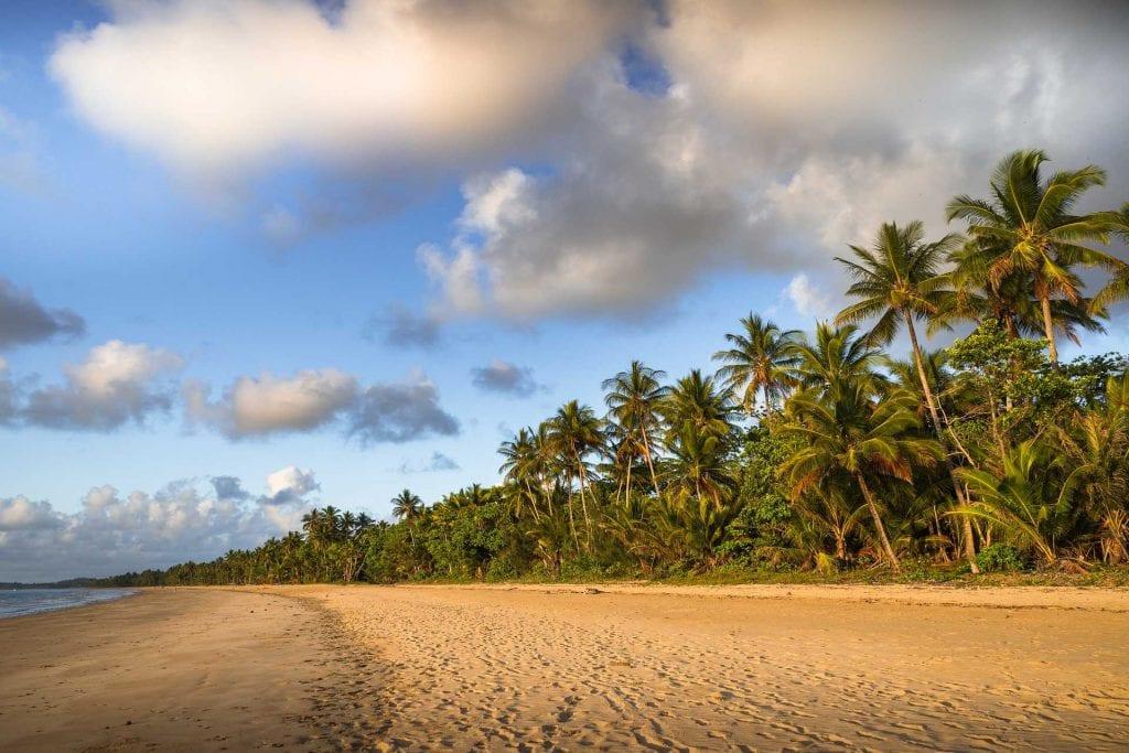 מישן ביץ אוסטרליה Mission Beach Australia