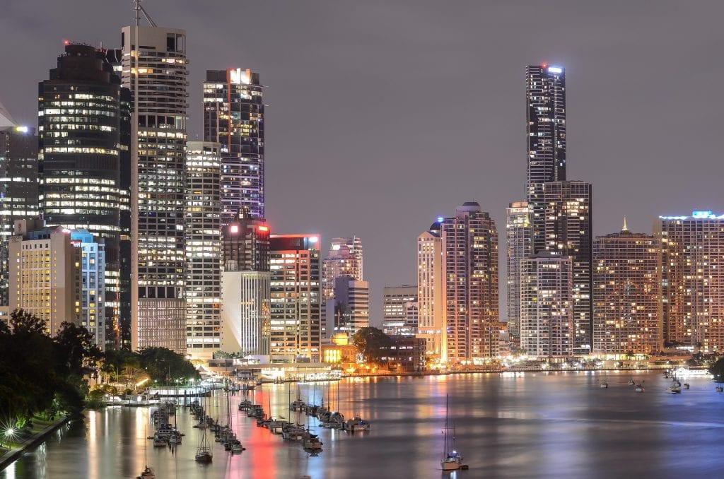 בריסבן אוסטרליה Brisbane Australia