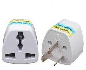 חיבורי חשמל באוסטרליה